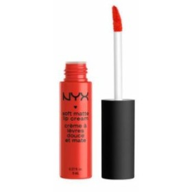 NYX Soft Matte Lip Cream /NYX ソフトマット リップクリーム 色[22 Morocco モロッコ]