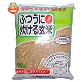 【送料無料】 越後製菓  ふつうに炊ける玄米  500g×10袋入