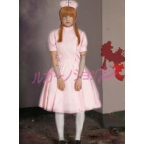となりの怪物くん★水谷 雫(みずたに しずく) ナース服 コスプレ衣装 cosplay コスチューム