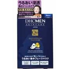 【DHC MEN ディープモイスチュア フェースマスク 4枚入り】