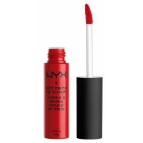 NYX Soft Matte Lip Cream /NYX ソフトマット リップクリーム 色[01 Amsterdam アムステルダム]