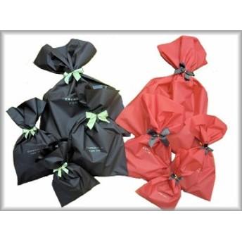リボン付ラッピング袋 SSサイズ プレゼント 誕生日 クリスマス 包装[rapping-2]