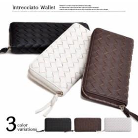 【REGiSTA】スマートな大人のためのシンプルウォレット 3color イントレチャートウォレット[415on] ラウンドファスナー 長財布