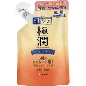 肌ラボ 極潤プレミアム ヒアルロン乳液 つめかえ用(140mL)[保湿乳液]