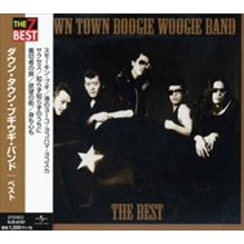 ダウン・タウン・ブギウギ・バンド ベスト / ダウン・タウン・ブギウギ・バンド (CD)EJS-6167-JP