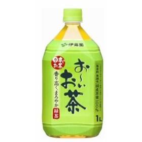 まとめ買い2ケースセット おーいお茶 緑茶 1L×1ケース(12本) 伊藤園
