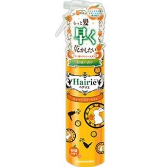 ヘアリエ クイックブローミスト 柑橘の香り 180mL[配送区分:A]