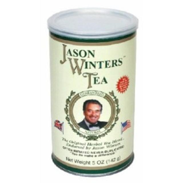 ジェイソン ウィンターズティー クラシック 5 Oz Jason Winters Classic Blend Tea Bulk、 5 Oz 142g