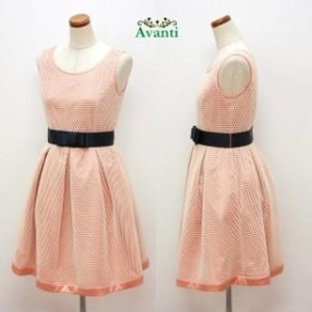 ゲストドレス531 OUTLET パーティードレス 結婚式 ドレス ワンピース お呼ばれ M ピンク 20代 30代 即納 訳あり