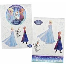アナと雪の女王 ウォールステッカー【東京ディズニーリゾート限定】アナ エルサ オラフ