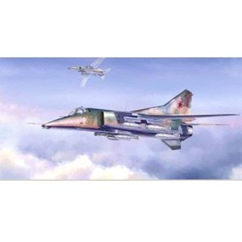 トランペッター 1/48 MiG-27 フロッガーD型【05802】プラモデル 【返品種別B】