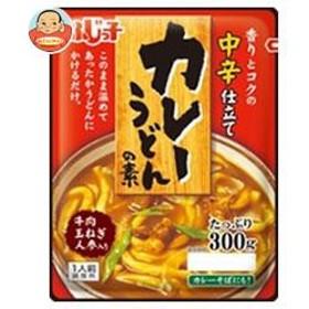 【送料無料】 フジッコ  カレーうどんの素 中辛  300g×10袋入