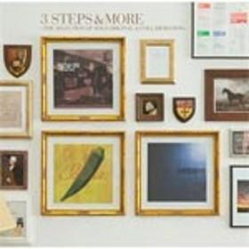 [枚数限定][限定盤]3 STEPS & MORE ~THE SELECTION OF SOLO ORIGINAL & COLLABORATION~(初回限定盤)/佐藤竹善[CD+DVD]【返品種別A】