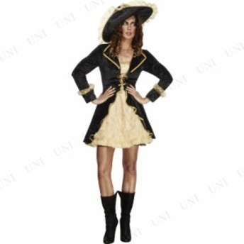 女海賊 スワッシュバックラー 大人用 S 仮装 衣装 コスプレ ハロウィン 余興 大人用 コスチューム 女性 パイレーツ 女海賊 女性用 レディ