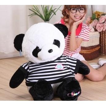 ぬいぐるみ パンダ 50cm 可愛いリアルぬいぐるみ 特大 くま panda ホッキョクグマ(シロパンダ) 誕生日スプレゼント