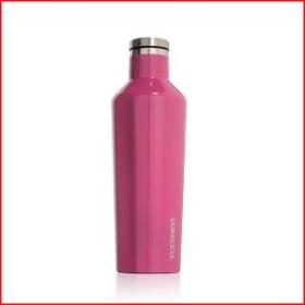 水筒 直飲み ステンレス ステンレスボトル 保冷 保温 おしゃれ 500ml ピンク 16 oz Canteen Pink