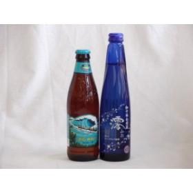 クラフトビールパーティ2本セット ハワイコナビール(ビッグウェーブ・ゴールデンエール355ml)日本酒スパークリング清酒(澪300ml)お歳暮