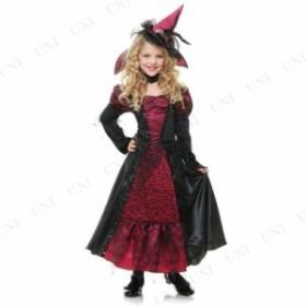 コスプレ 仮装 バンパイアプリンセス 子供用 LG コスプレ 衣装 ハロウィン 仮装 子供 魔女 コスチューム 子ども用 キッズ こども パーテ