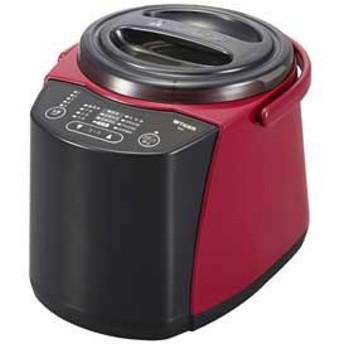 タイガー RSF-A100-R 精米器(1~5合用) レッドTIGER 精米器(無洗米機能つき)[RSFA100R]【返品種別A】