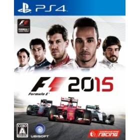 【中古】F1 2015 PS4 ソフト Playstation4 プレイステーション4 プレステ4  ソフト PLJM-80088 / 中古 ゲーム
