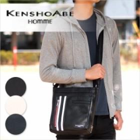 ケンショウアベ KENSHO ABE 縦型 ショルダーバッグ ブレット タブレット収納 4393(北海道沖縄/離島別途送料)