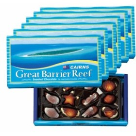 [オーストラリアお土産] ケアンズ シーシェルチョコレート  6箱セット (オーストラリア お土産 オーストラリア 土産 オーストラリア