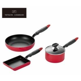 よこやま 川越達也TKMシリーズ キッチンツール3点セット/TKM-700S/家庭用品、生活雑貨、キッチン用品、調理器具、鍋、フライパン