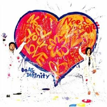 【中古】NEED YOUR LOVE (DVD付) [CD+DVD] Do As Infinity [管理:87023]