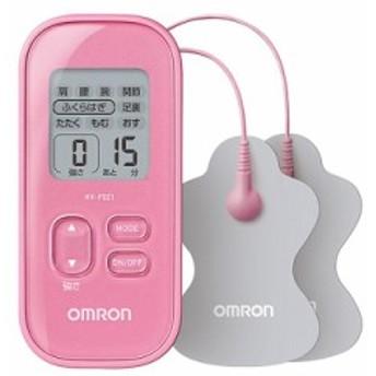 ( OMRON / オムロン ) 低周波治療器 ピンク ( 870-1097s )