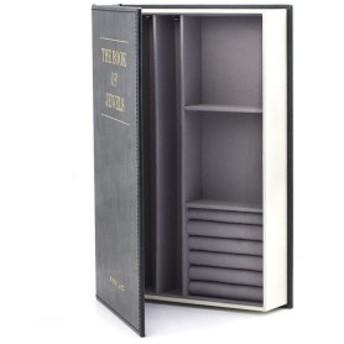 キッカーランド ビッグジュエリーブック 本型のジュエリーケース ジュエリーボックス アクセサリーボックス / Kikkerland