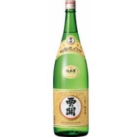 お歳暮 ギフト 日本酒 西の関 手造り純米酒 1800ml 大分県 萱島酒造