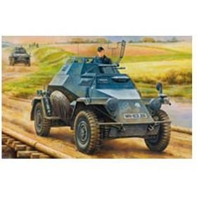 ホビーボス 1/35 ドイツSd.Kfz.222装甲偵察車 中期型【80149】 【返品種別B】