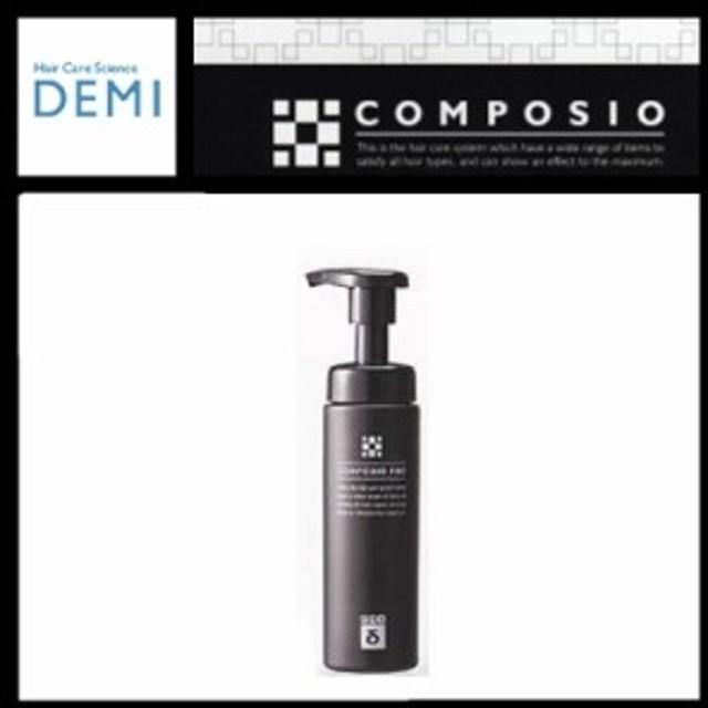 デミ コンポジオプロ CMC-デルタ[CMC-δ] カラー&パーマ前後処理剤 専用フォーマー