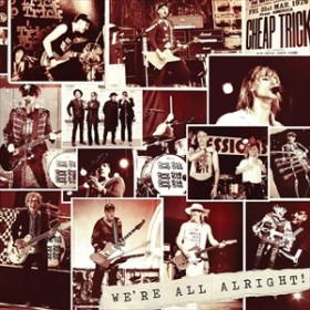 WE'RE ALL ALRIGHT (DLX) / CHEAP TRICK チープ・トリック(輸入盤) (CD)0843930030439-JPT