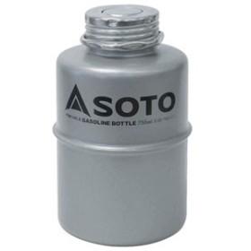 新富士バーナー SOD-750-07 ポータブルガソリンボトル750mlSOTO ガソリン携行缶[SOD75007]【返品種別A】
