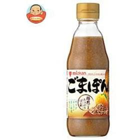 【送料無料】 ミツカン  ごまぽん  350ml瓶×12本入