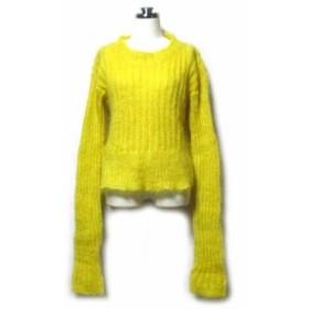 美品 The Gold Label Designer Collection ザ ゴールドレーベル デザイナーコレクション イギリス製 モヘヤニットセーター 101936