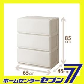 プロフィックス スタイルケース 6503 深型 (ホワイト)テンマ [収納ボックス 収納ケース おしゃれ リビング リビング収納]