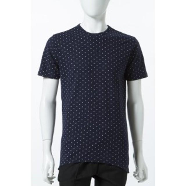 2017年春夏新作 ダニエレアレッサンドリーニ Tシャツ (M5840E6883700)ブルー