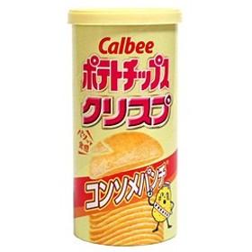 カルビー ポテトチップスクリスプコンソメパンチ 50g【イージャパンモール】