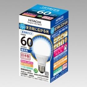 日立 LDA7DGS60F LED電球 一般電球形 810lm(昼光色相当)HITATCHI[LDA7DGS60F]【返品種別A】