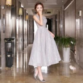 新品キャバドレス 結婚式ワンピース ワンピ 花嫁 二次会ドレス ウエディングドレス イブニングドレス お呼ばれ ミディアムドレス