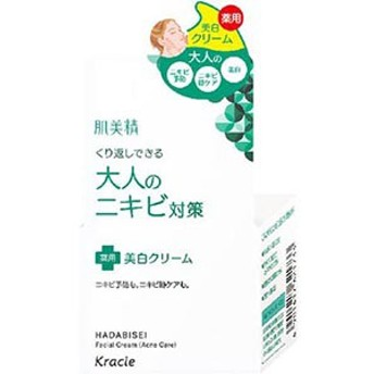 クラシエ 肌美精 大人のニキビ対策 薬用美白クリーム 50g