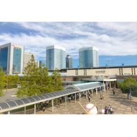 【日本の風景ポストカードAIR】千葉県海浜幕張駅周辺の葉書ハガキはがき photo by MIRO
