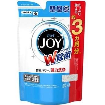 P&G ハイウォッシュ ジョイ 食器洗浄機用 ダブル除菌 つめかえ用 490g