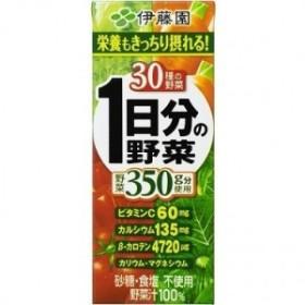 伊藤園 1日分の野菜 200ml×24本