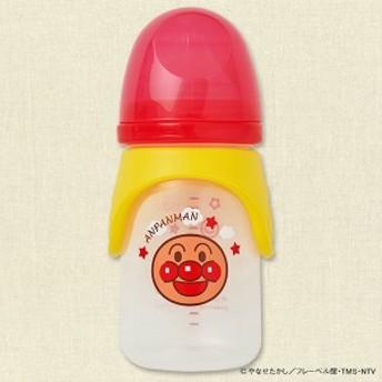 アンパンマン広口哺乳びん 160ML(丸穴)[哺乳瓶 ほ乳瓶 新生児 ほにゅうびん ベビー 赤ちゃん あかちゃん ベビーグッズ ベビー用品 赤