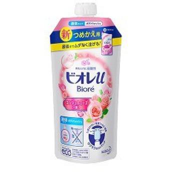ビオレu ボディウォッシュ エンジェルローズの香り つめかえ用(340ml)[ボディソープ]