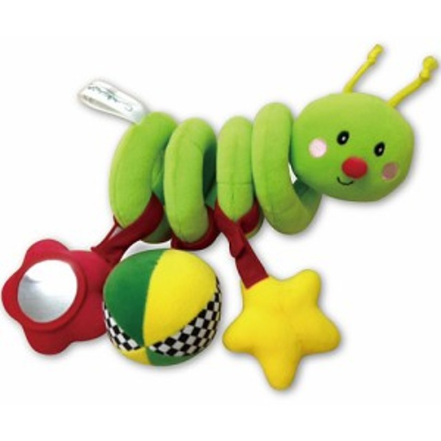 ベビーカー おもちゃ おでかけおもちゃ 布 おもちゃ 0歳 1歳 誕生日プレゼント 誕生日 男の子 男 女の子 女 赤ちゃん ベビー 出産祝い