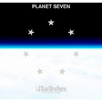 【中古】三代目 J Soul Brothers from EXILE TRIBE / PLANET SEVEN[BD付A]【管理